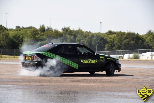 Exclusive 3 Hour 1-2-1 Learn to Drift Experience  Driving Experience 2