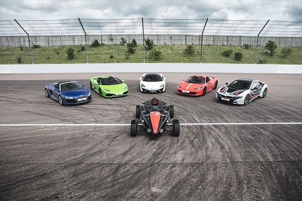 Ultimate Premium Supercar Driving Experience Driving Experience 1