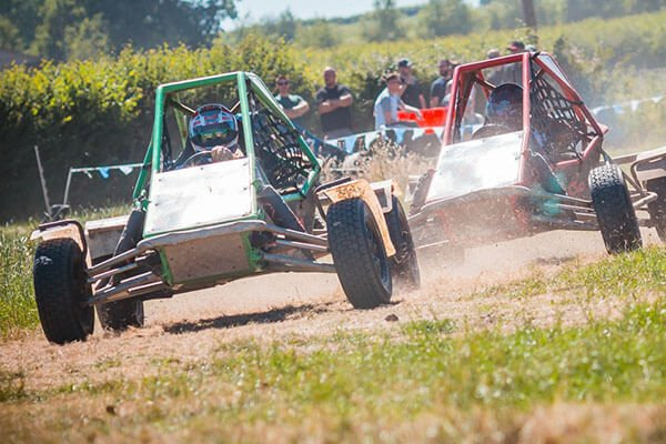 Quad Bike and Rage Buggy Off Road Experience Driving Experience 2