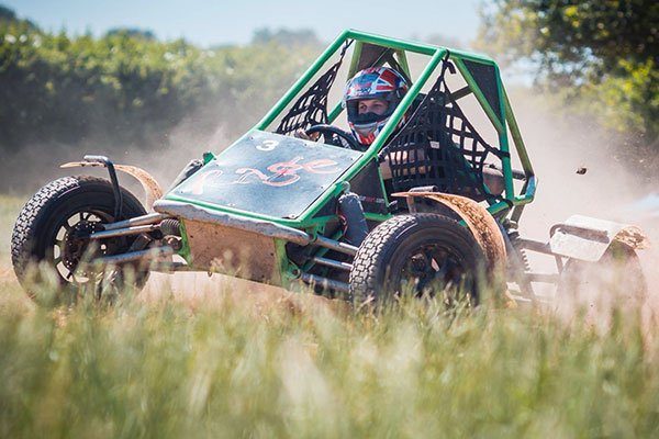 Quad Bike and Rage Buggy Off Road Experience Driving Experience 3