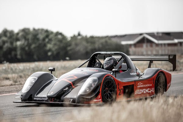 Radical SR5 14 Lap Race Car Experience Driving Experience 2