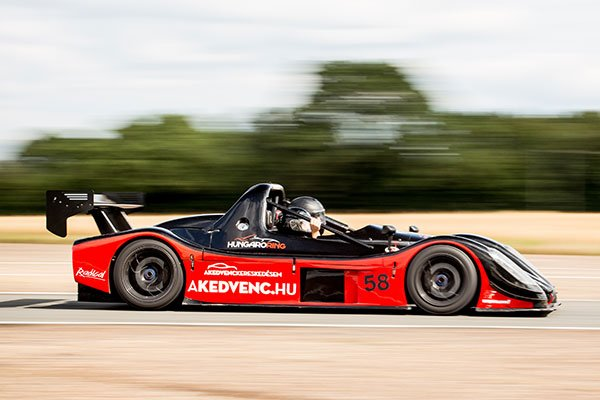 Radical SR5 14 Lap Race Car Experience Driving Experience 1