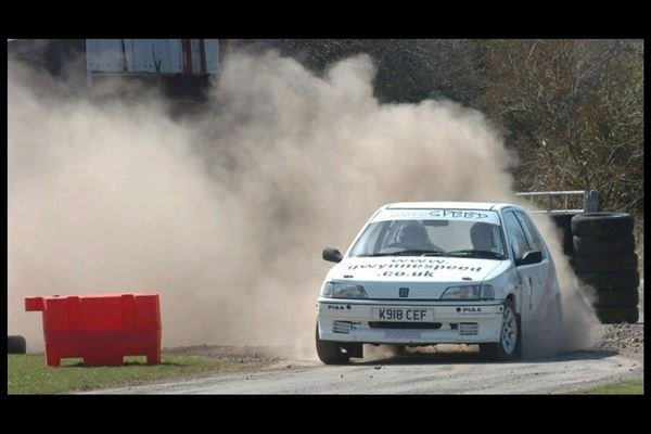 Rally Driving Experience 3