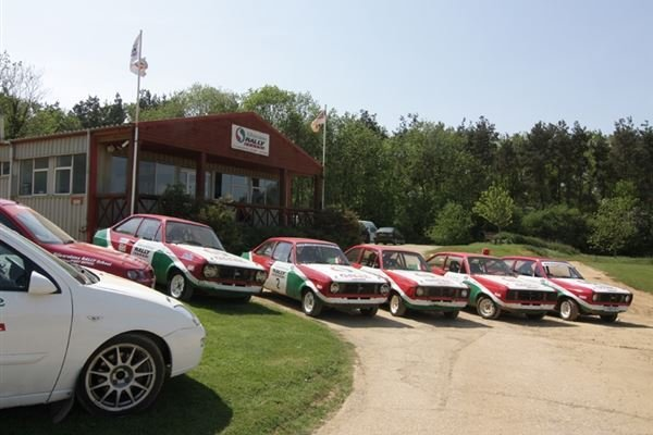 Rally Gold Driving Experience 1