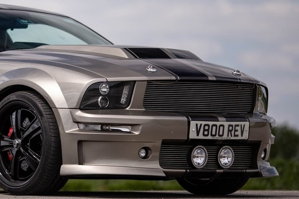 Shelby 'Eleanor' GT500 Mustang Thrill Driving Experience 1