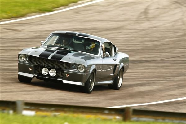 Shelby 'Eleanor' Mustang GT500 Blast Driving Experience 2