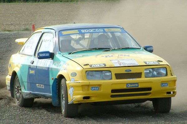 Sierra Cosworth Rally Taster Driving Experience 1