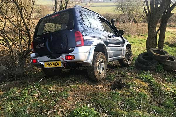 Silverstone 4x4 Off Road Challenge and Half Day Rally Driving Experience 2