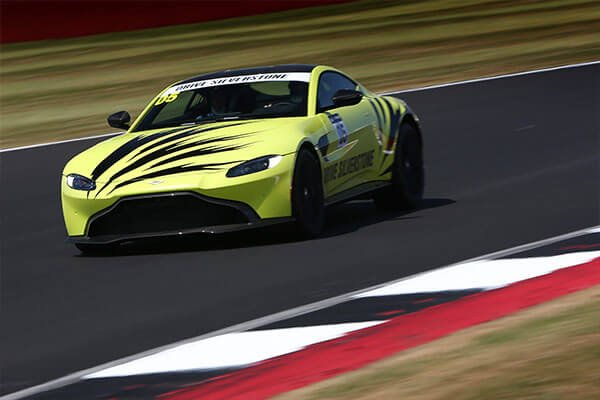 Silverstone Aston Martin Thrill Driving Experience 1