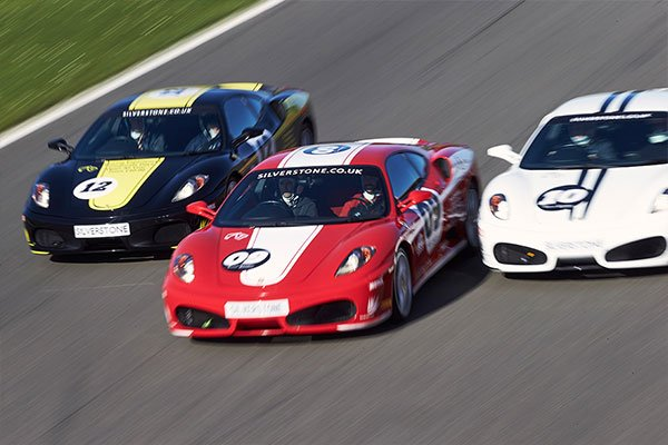 Silverstone Ferrari Experience - Anytime Driving Experience 2