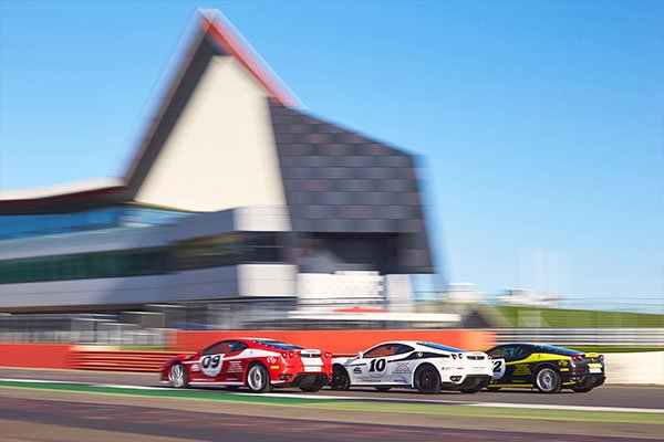 Silverstone Ferrari Experience - Morning Driving Experience 3