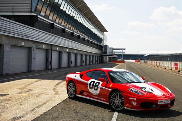 Silverstone Ferrari Experience - Morning Driving Experience 1