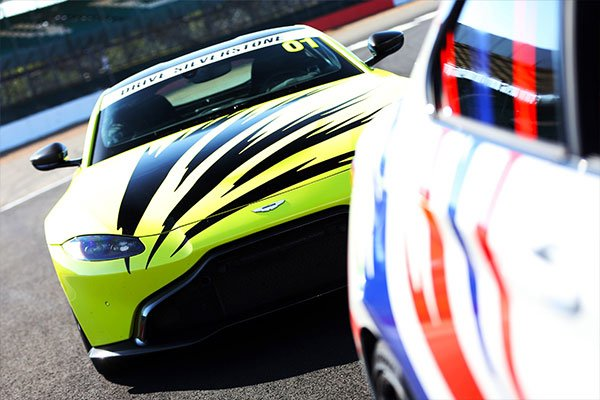 Silverstone Head to Head Experience - Anytime Driving Experience 3