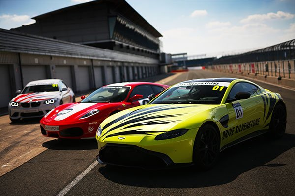 Silverstone Head to Head Experience - Anytime Driving Experience 1
