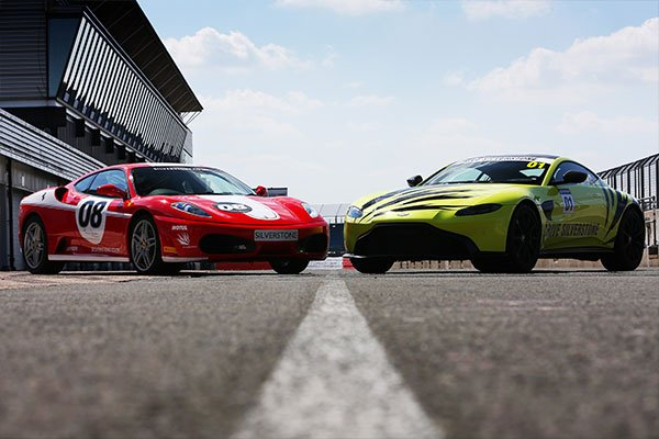 Silverstone Head to Head Experience - Morning Driving Experience 1