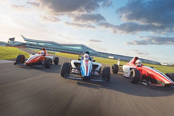 Silverstone Racecar Experience - Anytime Driving Experience 2