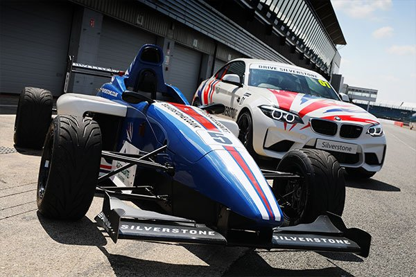 Silverstone Racecar Experience - Anytime Driving Experience 1