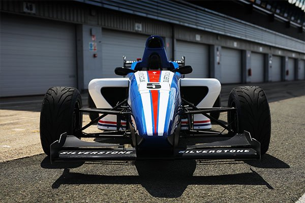 Silverstone Single Seater Experience - Morning Driving Experience 3