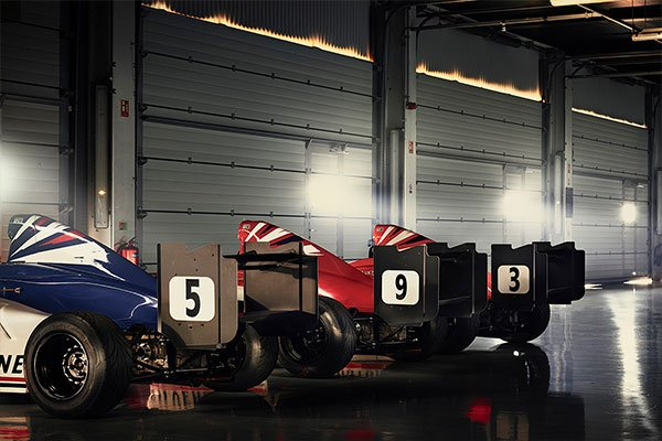 Silverstone Single Seater Experience - Anytime Driving Experience 3