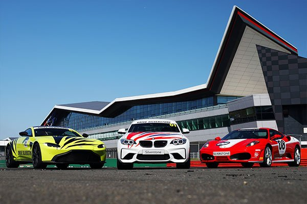 Silverstone Supercar Experience - Anytime Driving Experience 1