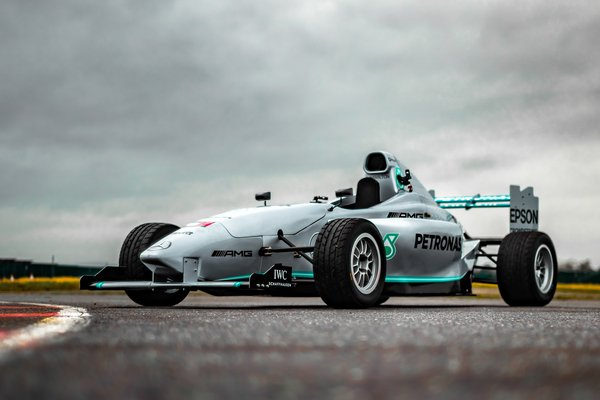 Single Seater Thrill for 2 Driving Experience 3
