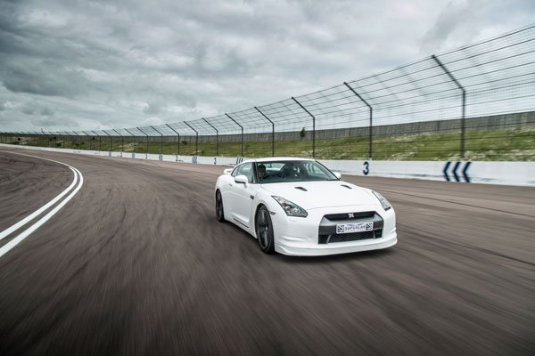 Supercar Blast with High Speed Passenger Ride Driving Experience 3