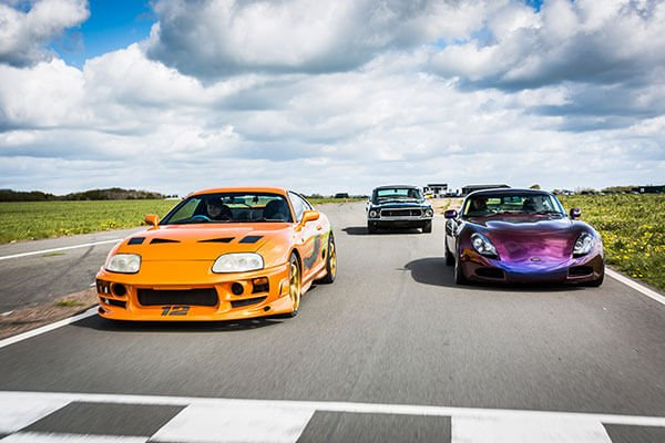 Six Supercar Blast Driving Experience 1