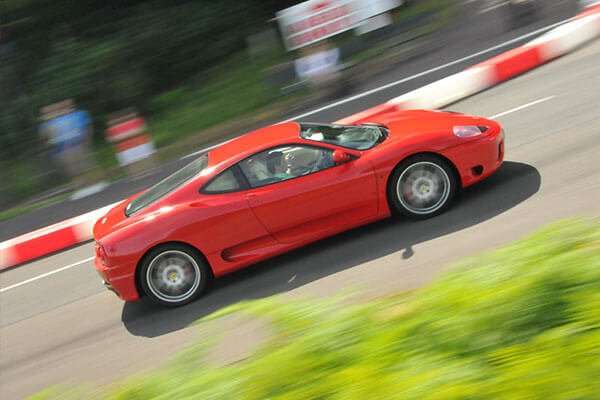 Six Supercar Thrill Driving Experience 2