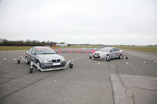 Skid Control Driving Experience 3