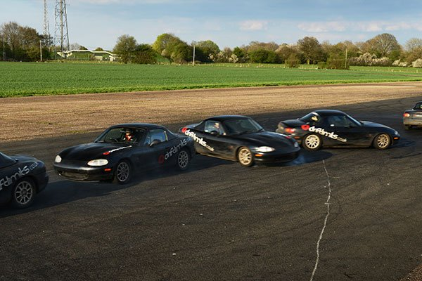 Stunt Drive Driving Experience 3