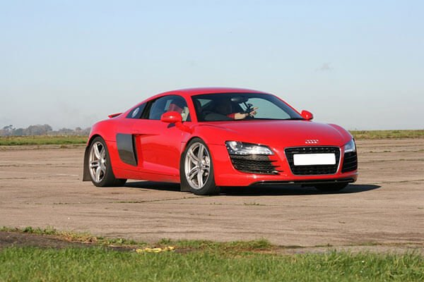 Five Supercar Thrill Driving Experience 1