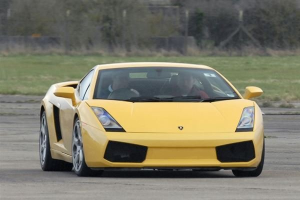 Supercar Thrill Driving Experience 4