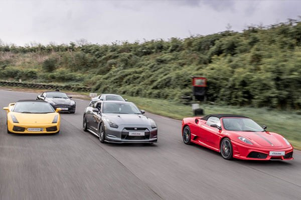 Supercar Double Offer (Anytime) Driving Experience 1