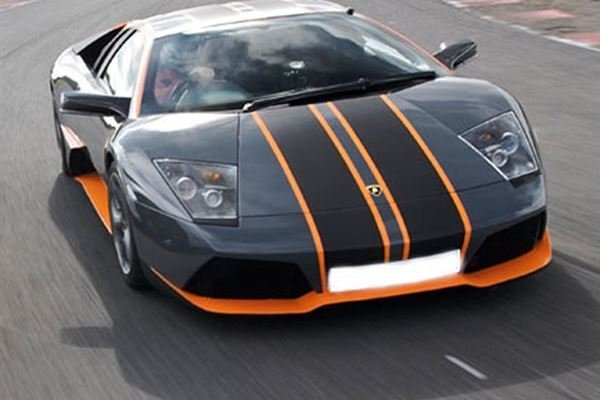 Supercar Double Platinum Thrill (Anytime) Driving Experience 2