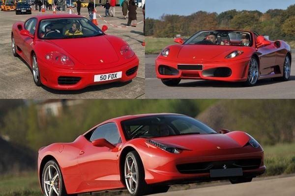 Supercar Double Plus Driving Experience 2
