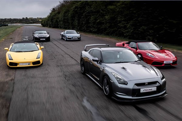 Supercar Double Taster Experience Driving Experience 1