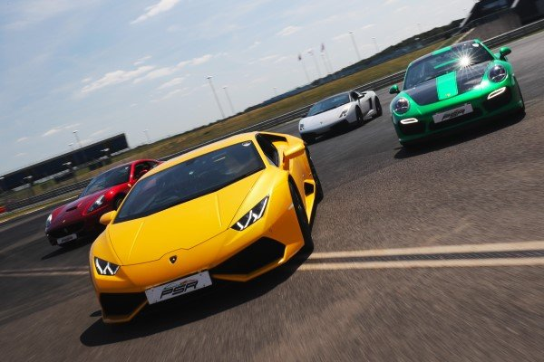 Supercar Double Thrill - Anytime Driving Experience 1