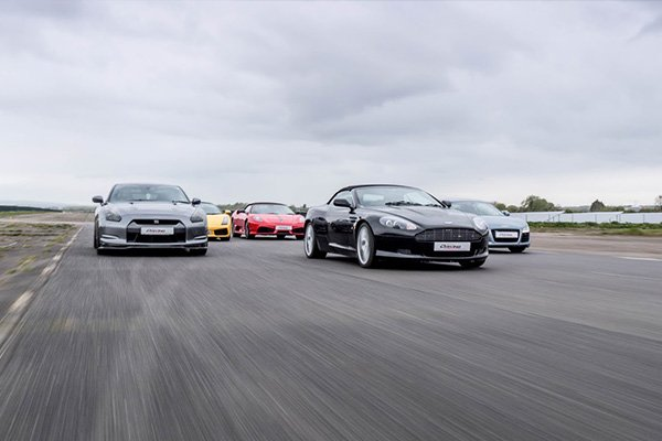 Supercar Driving Taster Driving Experience 2