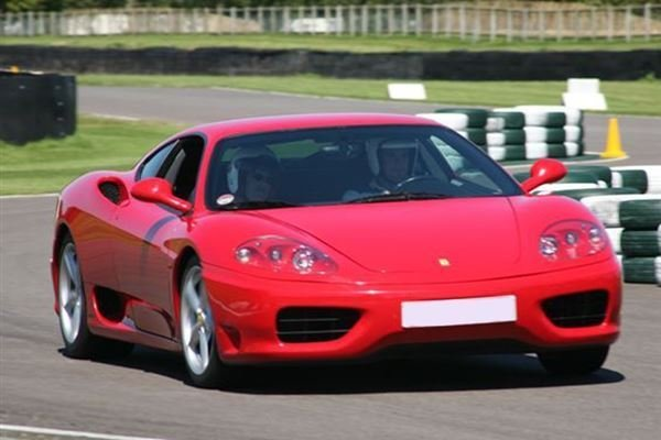 Four Supercar Experience at Goodwood Driving Experience 2