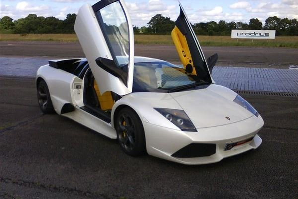Supercar Supreme with High Speed Passenger Ride Driving Experience 3