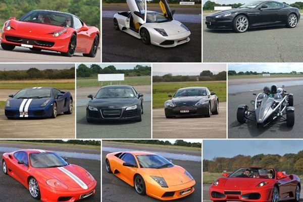Supercar Supreme Driving Experience 1