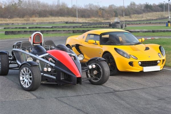 Supercar Taster Driving Experience 2