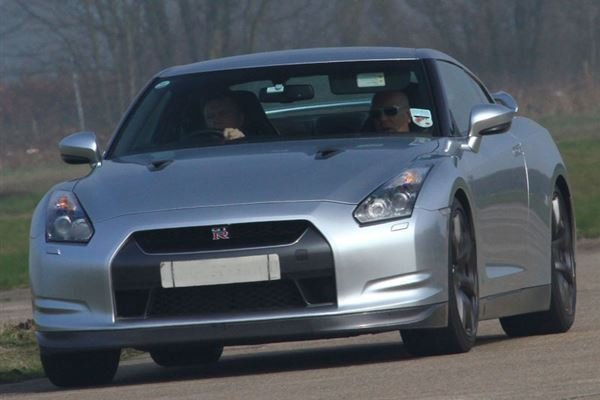 Supercar Taster Driving Experience 1