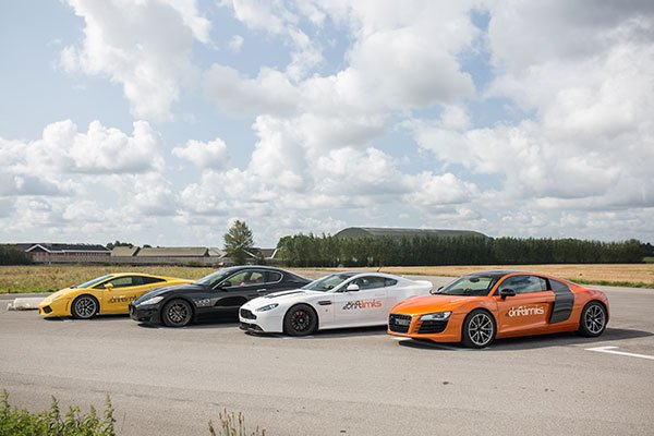 Supercar Thrill Driving Experience 3