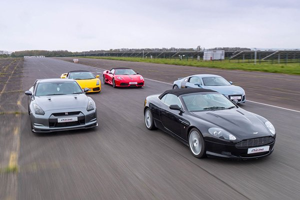 Supercar Thrill Weekday Driving Experience 1