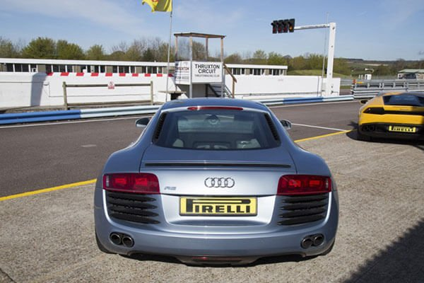 Audi R8 Track Drive Driving Experience 2