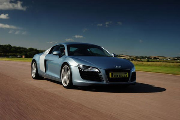 Audi R8 Track Drive Driving Experience 1