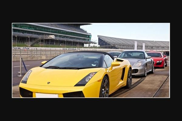 Supercar Track Day Offer Driving Experience 3