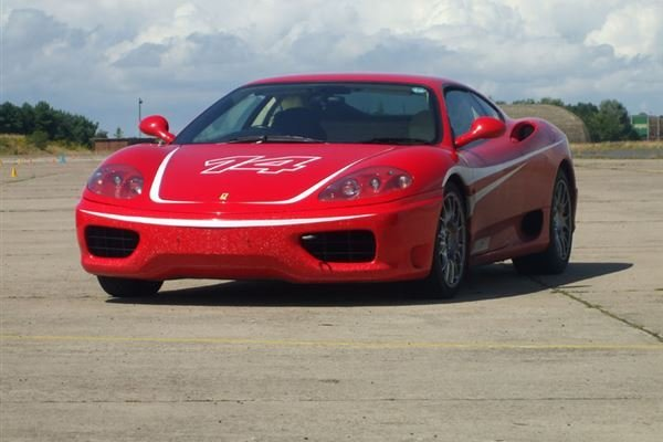 Triple Supercar Blast Driving Experience 2