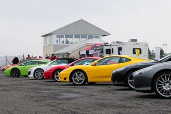 Supercar Treble Offer Driving Experience 2